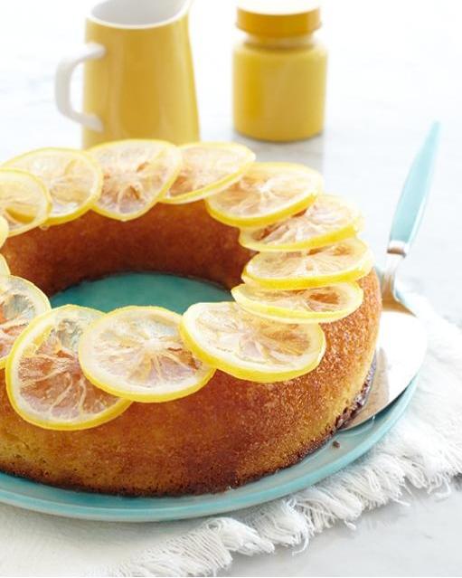 Sweet Paul Lemon Cake on WhatWouldGwynethDo