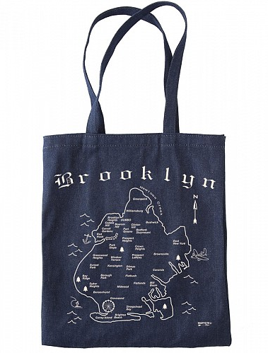 Maptote Brooklyn-WhatWouldGwynethDo